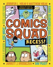 Image for Comics Squad: Recess!