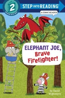 Image for Elephant Joe, brave firefighter!