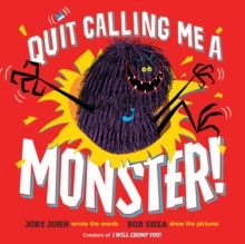 Image for Quit calling me a monster!