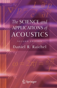 Image for The Science and Applications of Acoustics