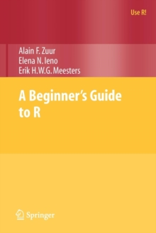 Image for A beginner's guide to R