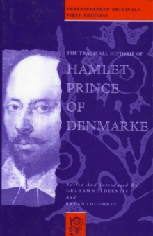 Image for The Tragicall Historie of Hamlet Prince of Denmarke