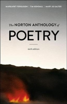 Image for The Norton anthology of poetry