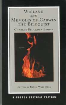 Image for Wieland  : and, Memoirs of Carwin the biloquist