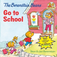 Image for Berenstain Bears go to school