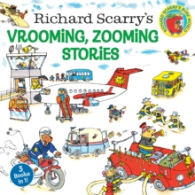 Image for Richard Scarry's vrooming, zooming stories