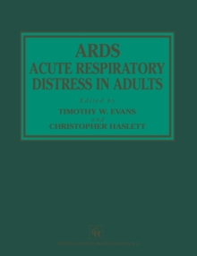 ARDS Acute Respiratory Distress in Adults (Medical Intelligence Unit (Unnumbered))