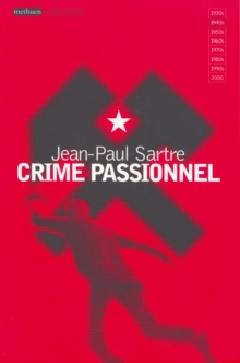 Image for Crime passionnel  : les mains sales