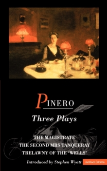 Image for Pinero: Three Plays