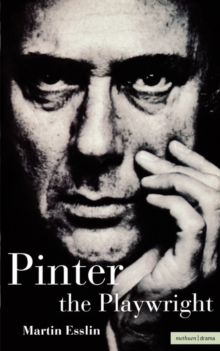 Image for Pinter  : the playright