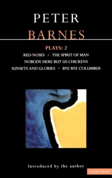 Image for Peter Barnes  : plays two