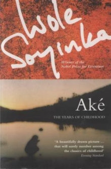 Image for Ake : The Years of Childhood