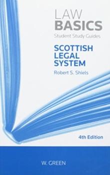 Image for Scottish legal system