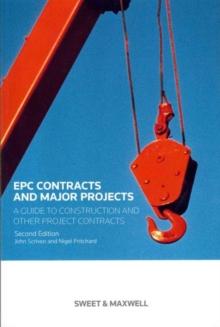 Image for EPC contracts and major projects