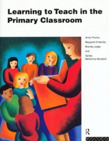 Image for Learning to teach in the primary classroom