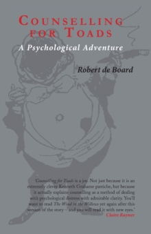 Image for Counselling for toads  : a psychological adventure