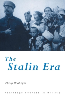 Image for The Stalin era