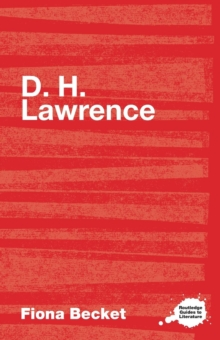 Image for The complete critical guide to D.H. Lawrence