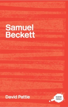 Image for The complete critical guide to Samuel Beckett