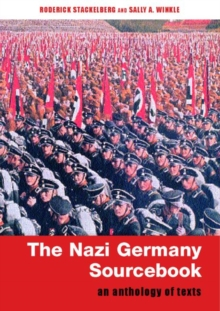 Image for The Nazi Germany sourcebook  : an anthology of texts