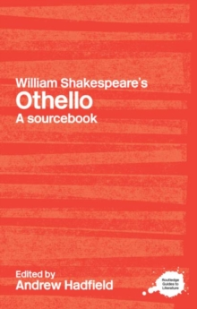 Image for A Routledge literary sourcebook on William Shakespeare's Othello