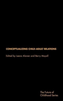 Image for Conceptualising Child-Adult Relations