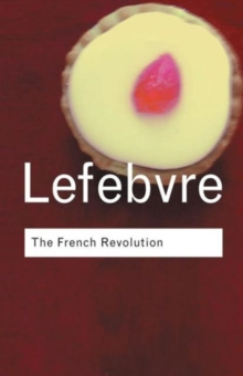 Image for The French revolution  : from its origins to 1793