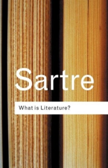 Image for What is literature?