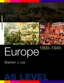 Image for Europe, 1890-1945