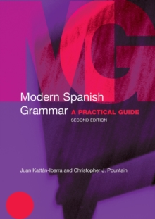 Image for Modern Spanish grammar  : a practical guide