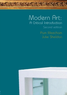 Image for Modern art  : a critical introduction