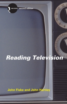 Image for Reading television
