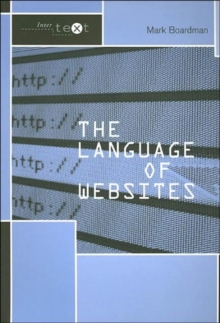 Image for The language of websites