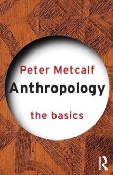 Image for Anthropology  : the basics