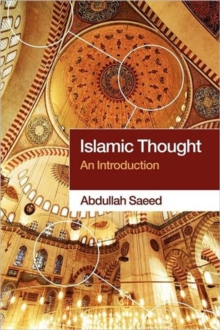 Image for Islamic thought  : an introduction