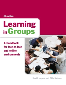 Image for Learning in groups  : a handbook for face-to-face and online environments