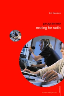 Image for Programme making for radio