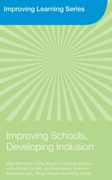 Image for Improving schools, developing inclusion