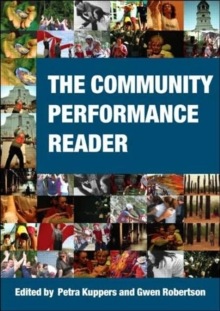 Image for The community performance reader