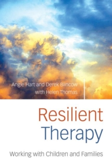 Image for Resilient therapy with children and families