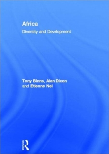 Africa: Diversity and Development (Routledge Perspectives on Development)