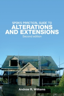 Image for Spon's practical guide to alterations and extensions