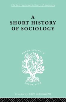 A Short History of Sociology
