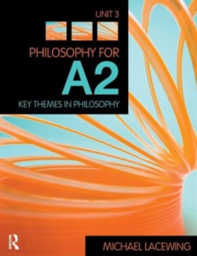 Image for Philosophy for A2  : key themes in philosophy
