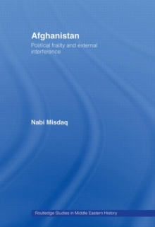 Afghanistan (Routledge Studies in Middle Eastern History)