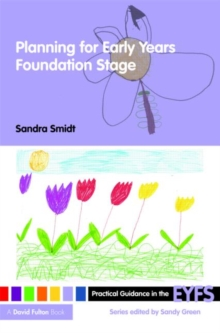 Image for Planning for the Early Years Foundation Stage