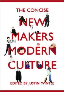 Image for The concise new makers of modern culture