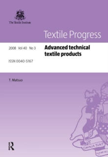 Advanced Technical Textile Products (Textile Progress)
