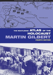 Image for The Routledge atlas of the Holocaust