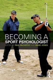 Image for Becoming a sport psychologist